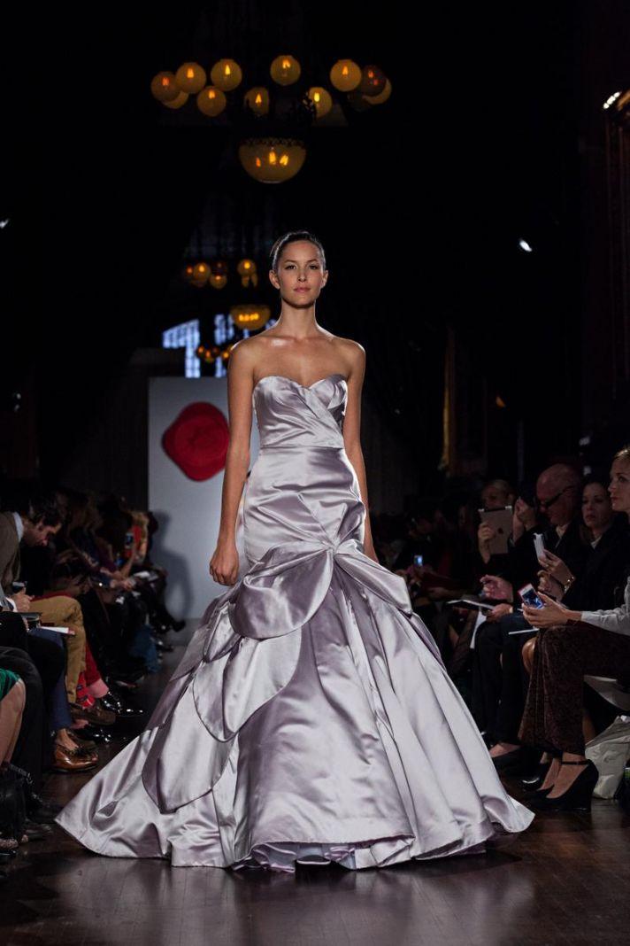 Austin Scarlett Wedding Dress 2013 Bridal AS02