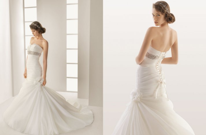 Two by Rosa Clara 2013 Wedding Dress Detroit