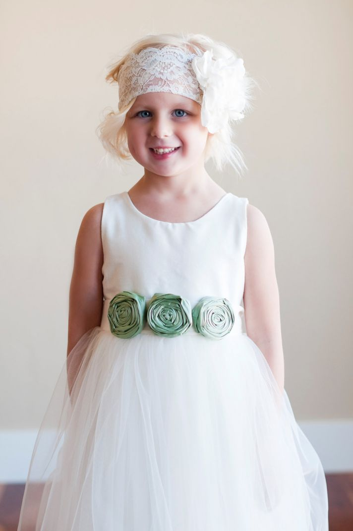 Cute Flower Girl Dreses