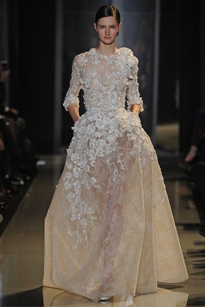2013 Spring Couture Bridal Inspiration Elie Saab 7