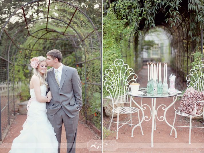 Enchanted Garden Wedding Venues Huntsville