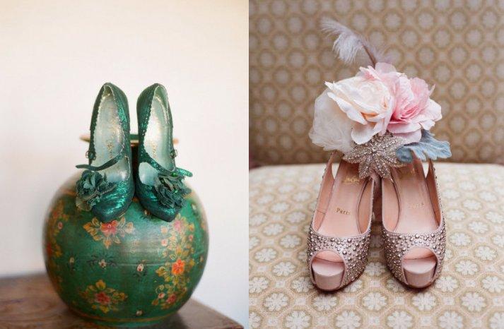 Wedding Shoe Porn by Elizabeth Messina 1