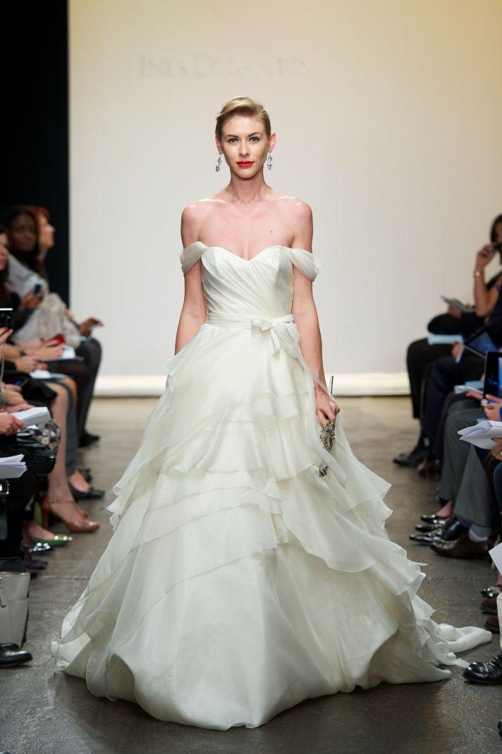 2013 Wedding Dress by Ines di Santo Istria
