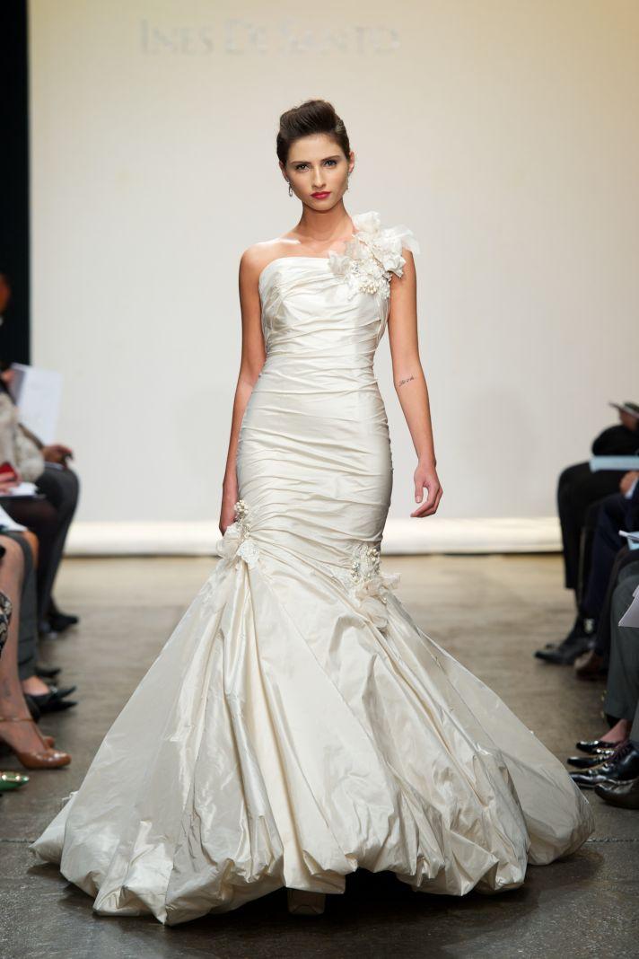 2013 Wedding Dress by Ines di Santo Padua