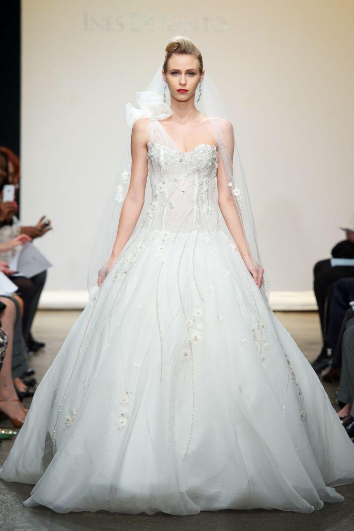 2013 Wedding Dress by Ines di Santo Moretta