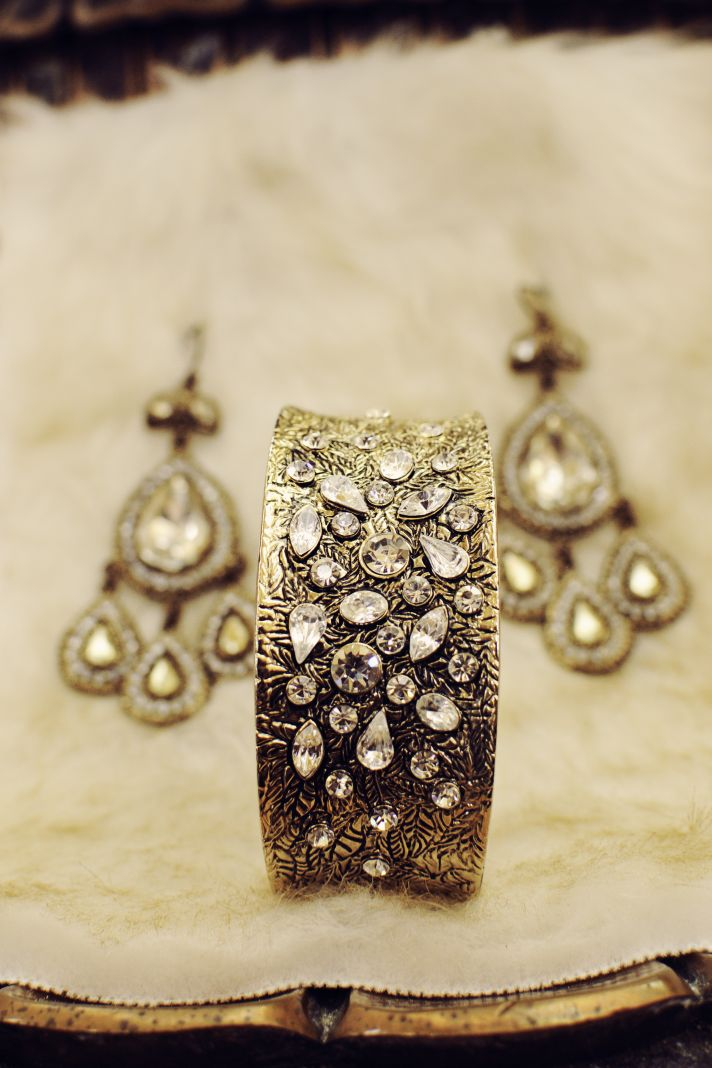 Great Gatsby Wedding Style Vintage Bridal Jewelry