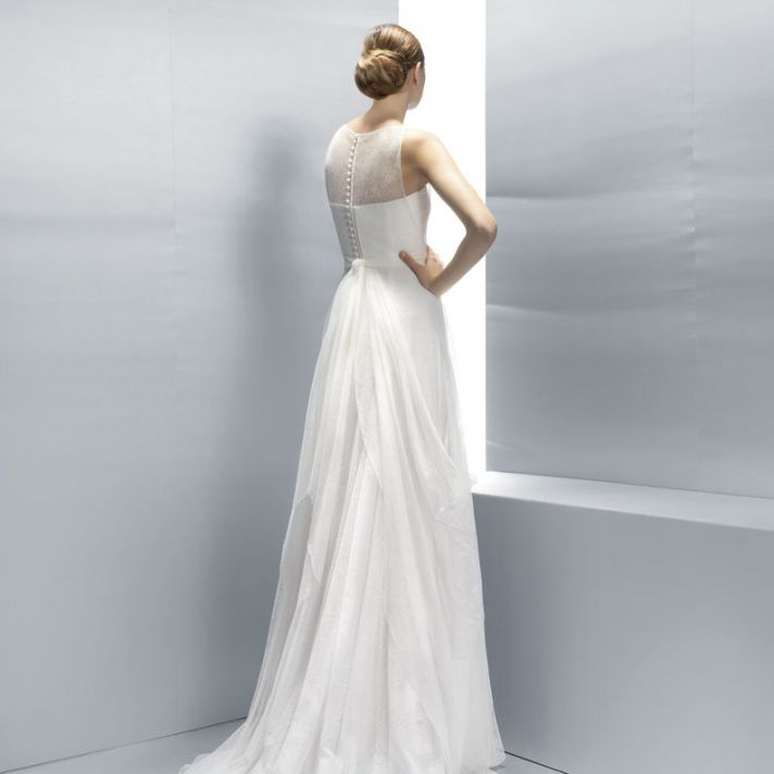 Jesus Peiro Wedding Dress 3017