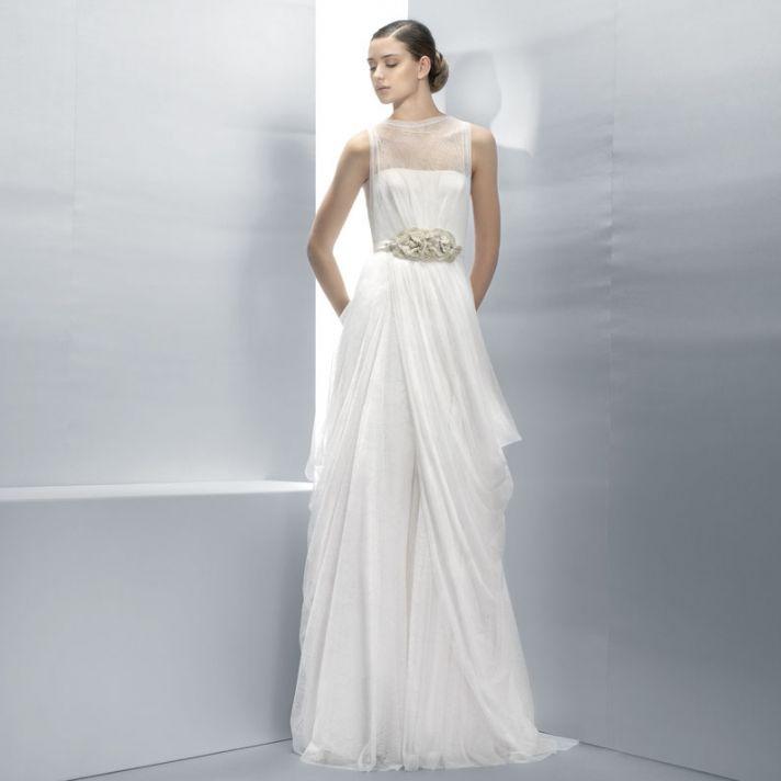Jesus Peiro Wedding Dress 3017
