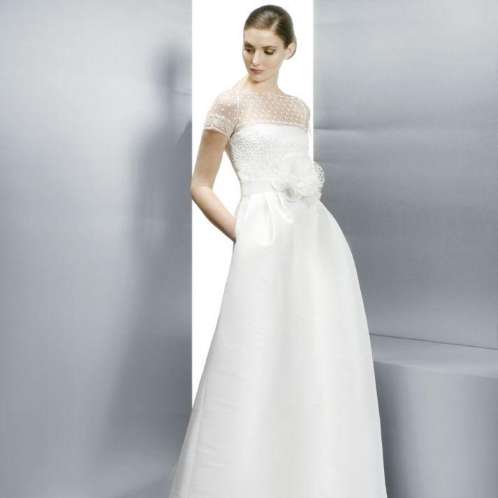 Jesus Peiro Wedding Dress 3037