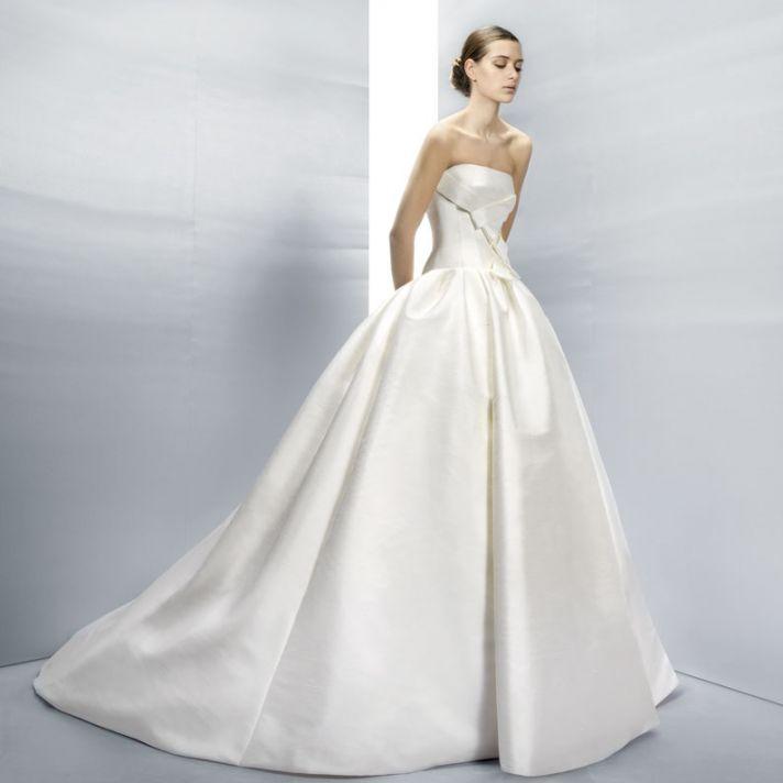 Jesus Peiro Wedding Dress 3057