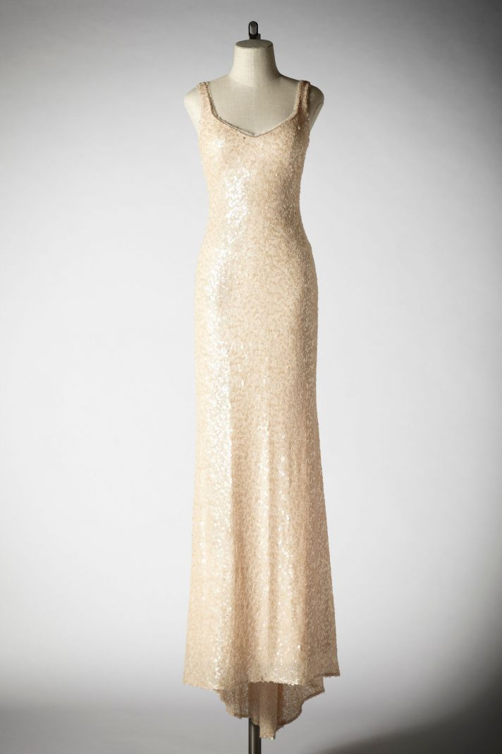 BHLDN Wedding Dress designed by Badgley Mischka 1