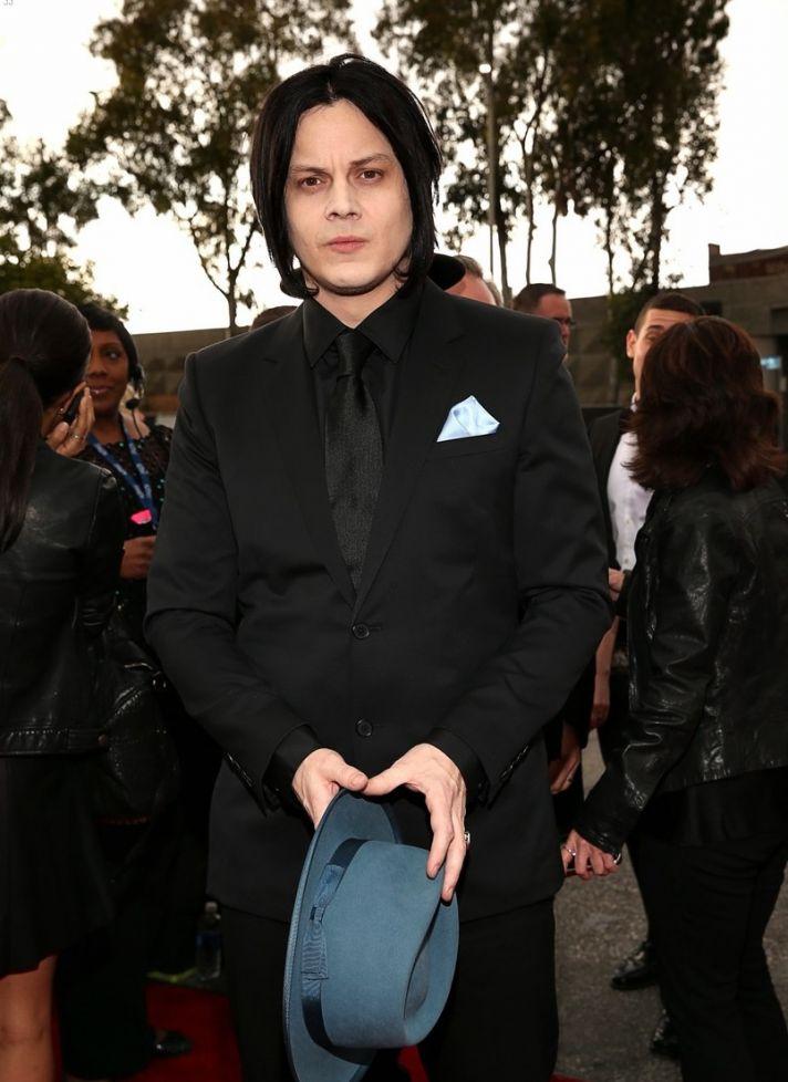 Grammy Awards wedding fashion inspiration all black grooms attire