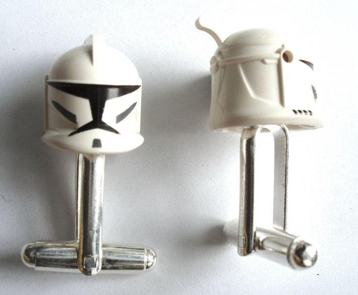 Darth Vader Groom Cuff Links