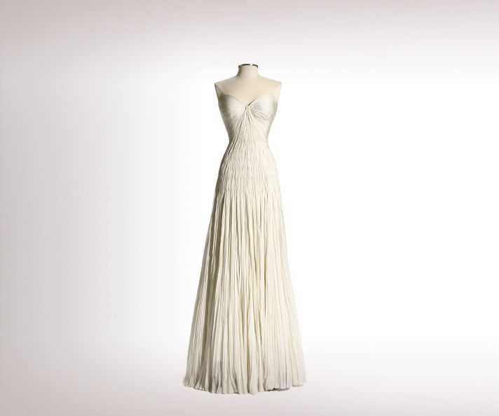 J Mendel Wedding Dress 2013 Bridal Liane