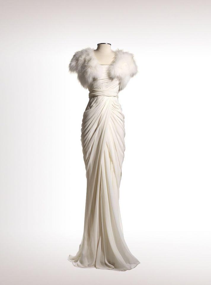 J Mendel Wedding Dress 2013 Bridal Apollonie