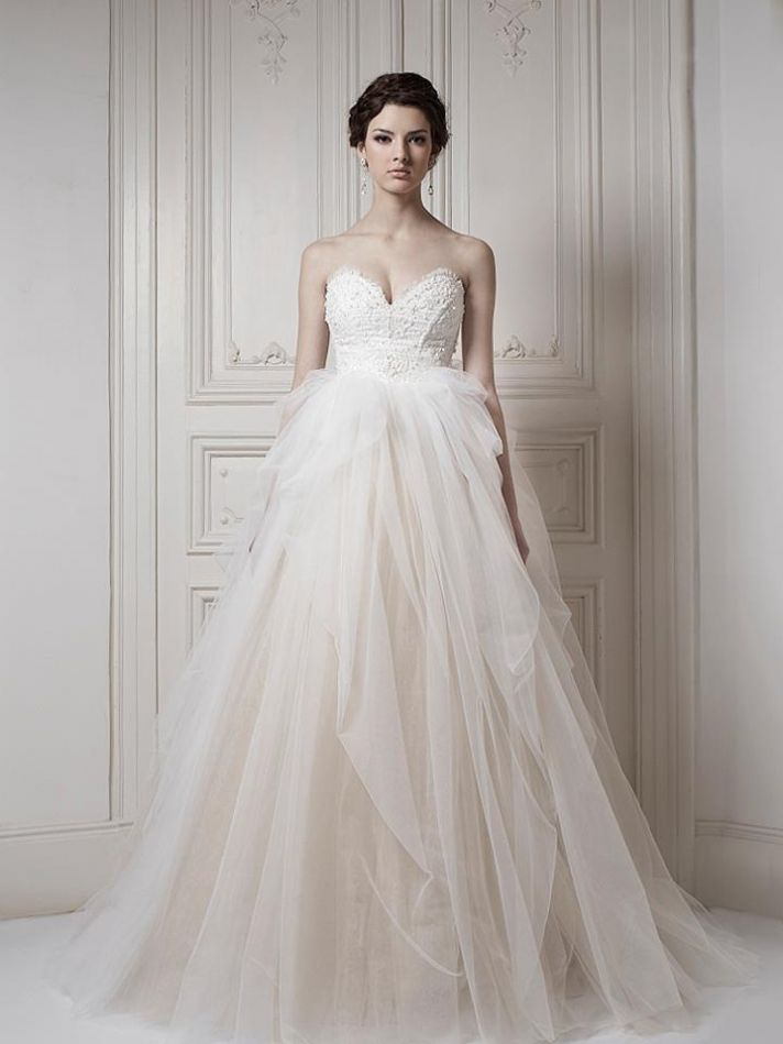 Ersa Atelier Wedding Dress 2013 Bridal 17