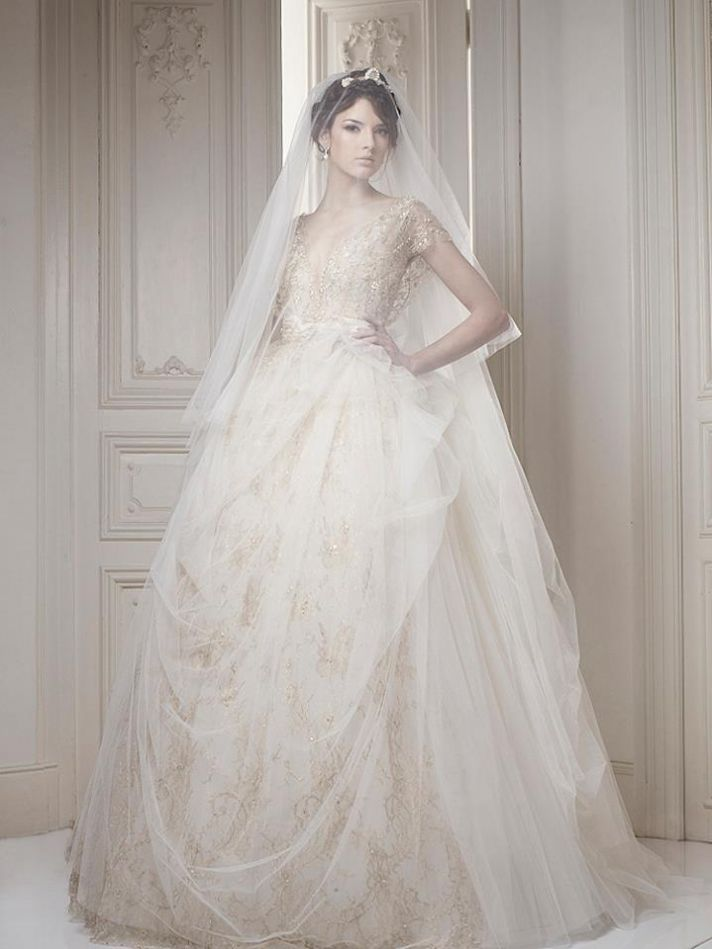Ersa Atelier Wedding Dress 2013 Bridal 5