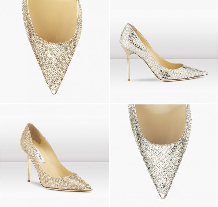 Silver Wedding Shoes 2 Amazing Gold and Silver Wedding