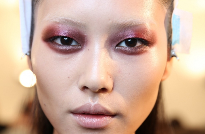 Wedding Makeup Inspiration off the catwalk Milan Fashion Week gucci 3