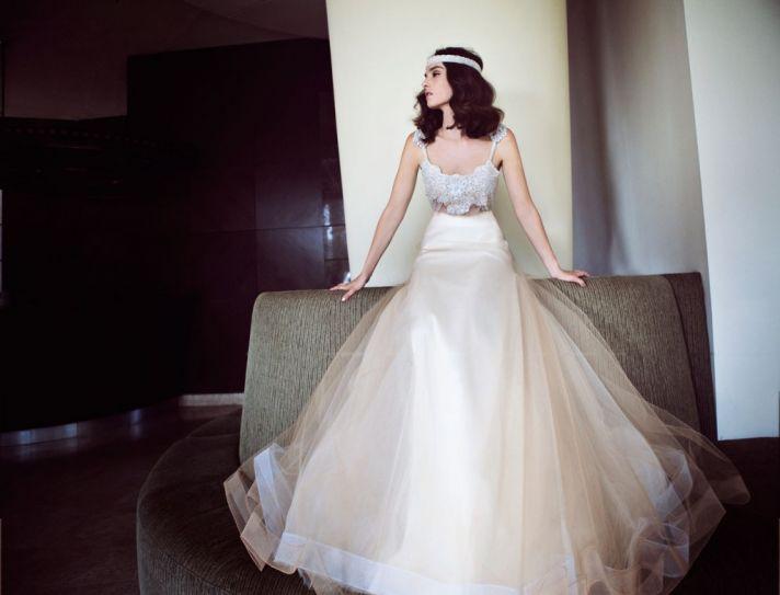 Zahavit Tshuba Wedding Dress 2013 Bridal 14