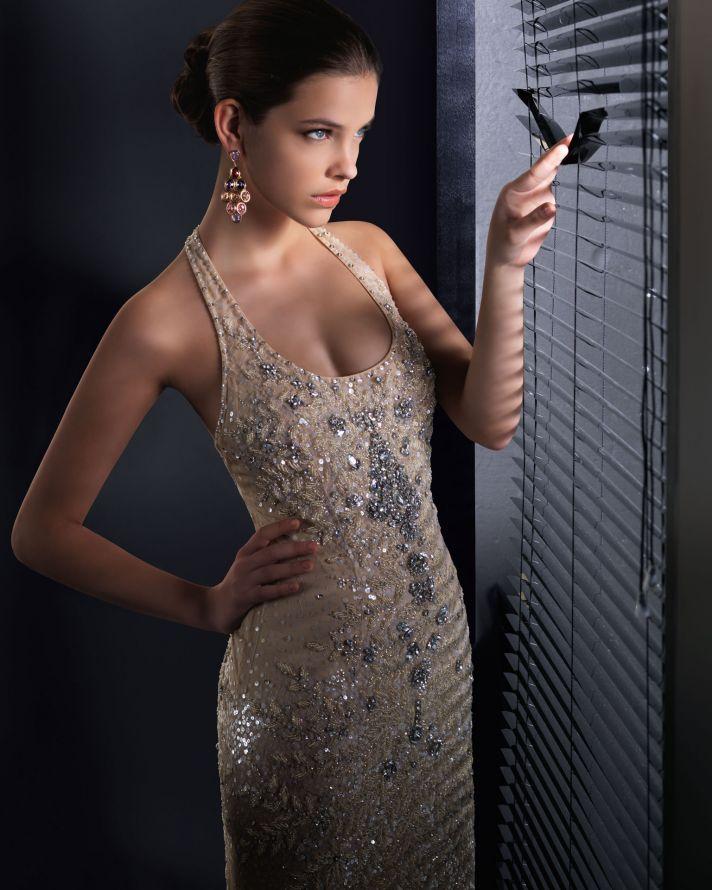 Rosa Clara Bridesmaid Dresses 2013 107 gold