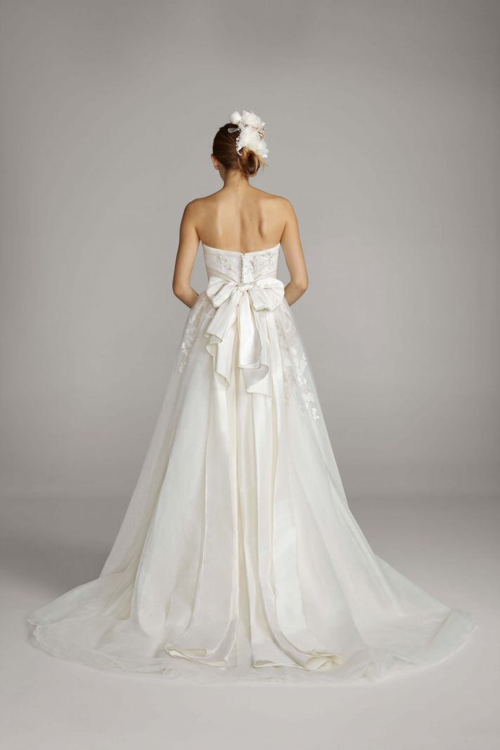 2013 wedding dress Melissa Sweet for Davids Bridal 0877
