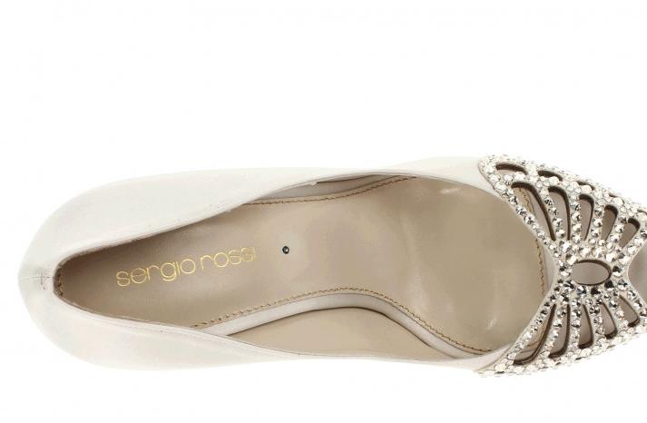 Illusion wedding shoes 3