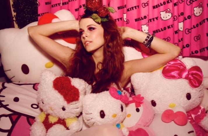 Hello Kitty Wedding Inspiration