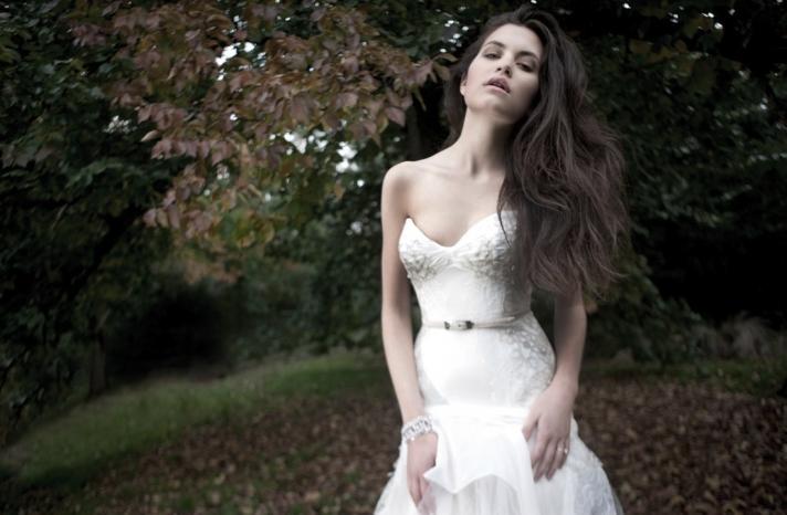 Mariana Hardwick Wedding Dress 2013 Bridal Nolla 2