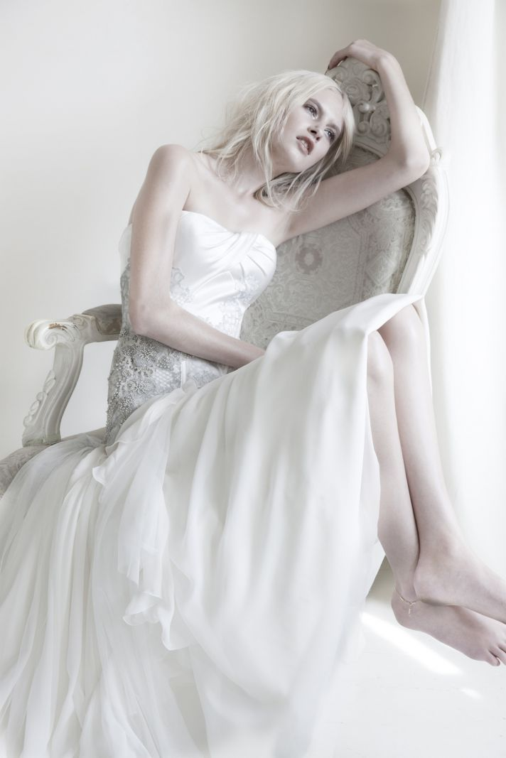 Mariana Hardwick Wedding Dress 2013 Bridal Celeste