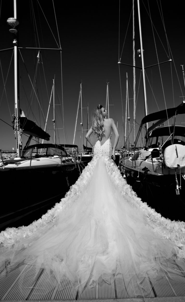 2013 Wedding Dress Galia Lahav Bridal Pearl