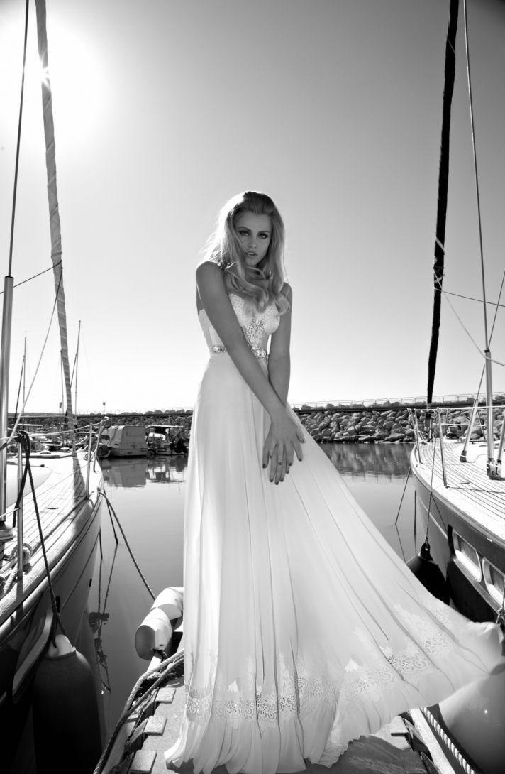 2013 Wedding Dress Galia Lahav Bridal Anne