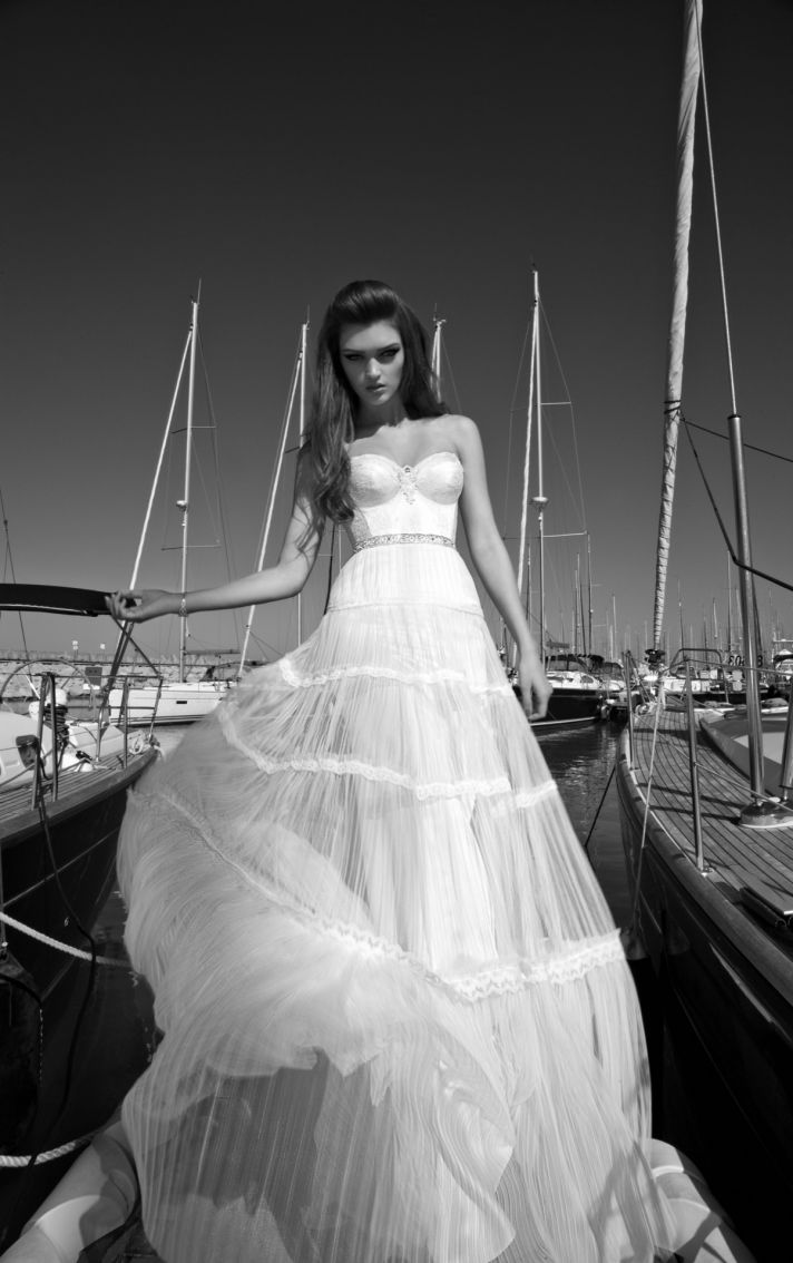2013 Wedding Dress Galia Lahav Bridal Lola