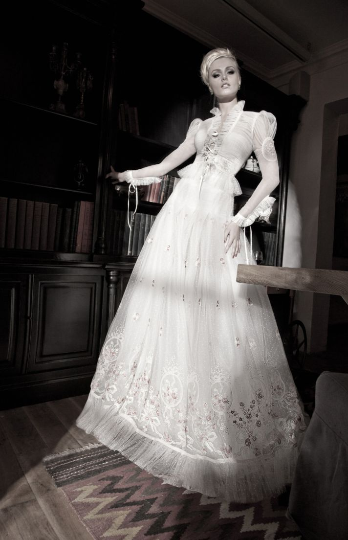 2013 Wedding Dress Galia Lahav Bridal Sophie 3