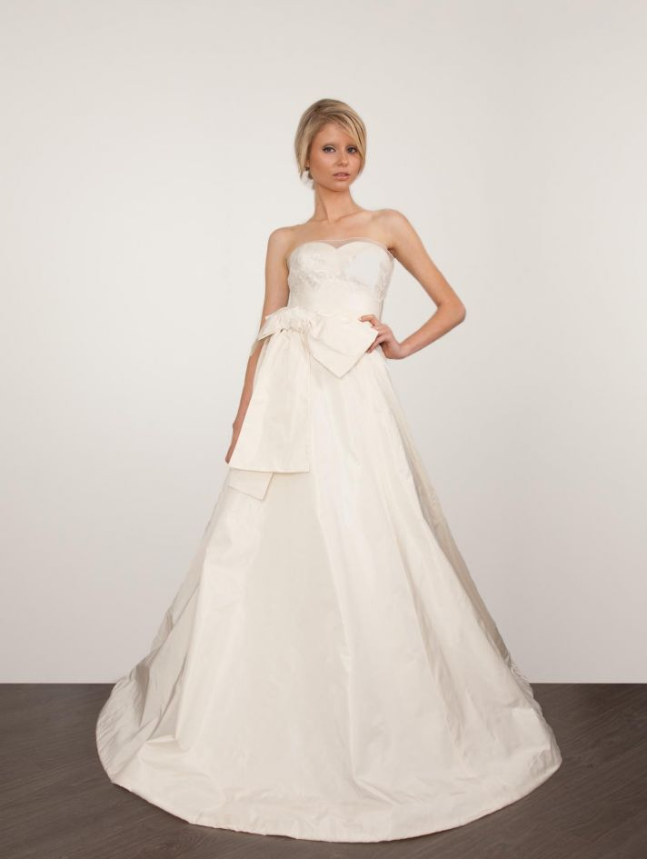 Sarah Janks Wedding Dress 2013 Bridal Chloe