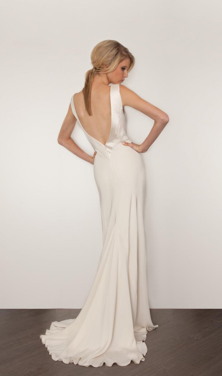Sarah Janks Wedding Dress 2013 Bridal Cassandra