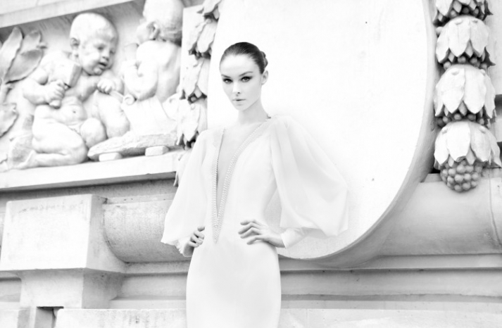 Berta Bridal 2013 Wedding Dress 9