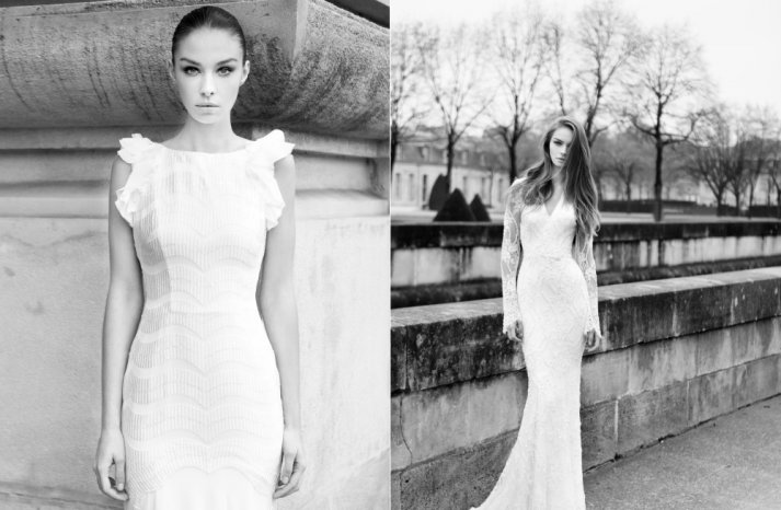 2013 bridal Berta Wedding Dresses 1