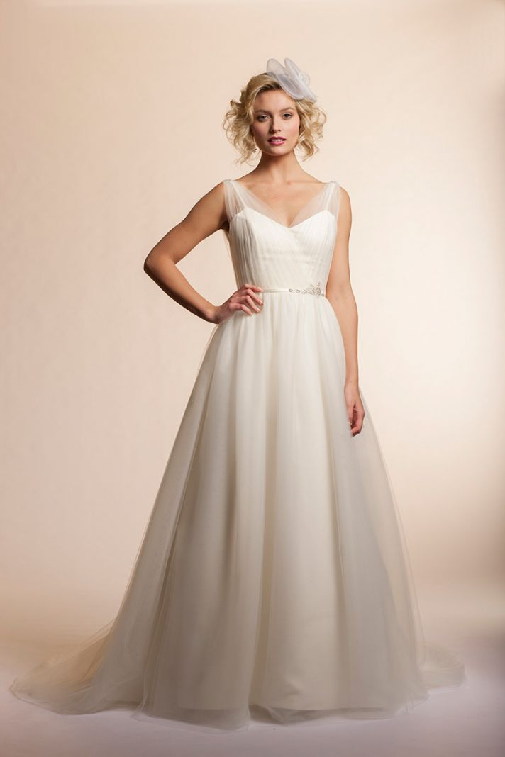 2013 wedding dress by Amy Kuschel Bridal Breeze
