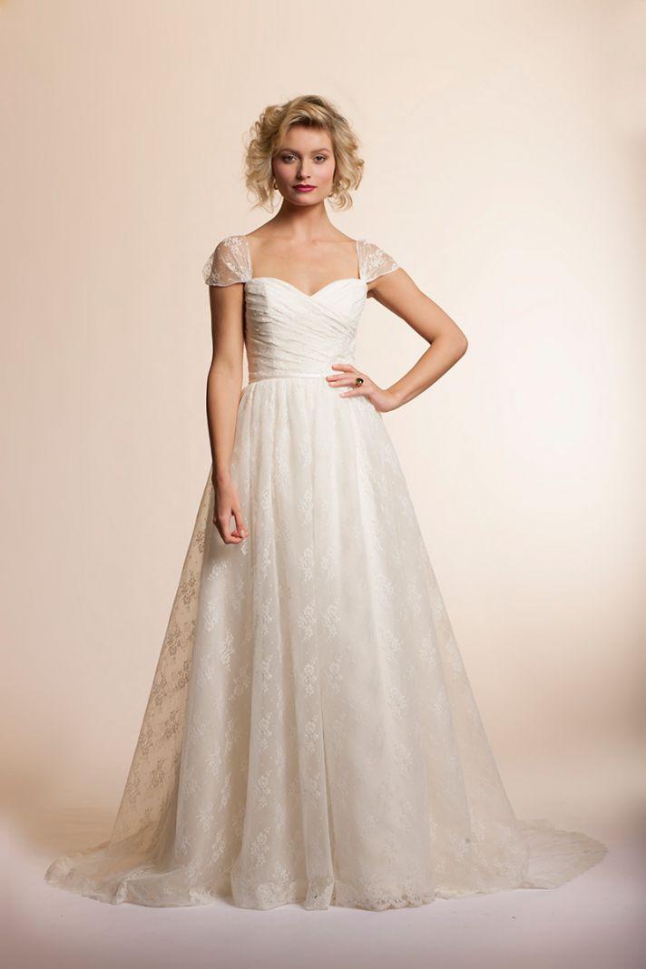 2013 wedding dress by Amy Kuschel Bridal Meadow