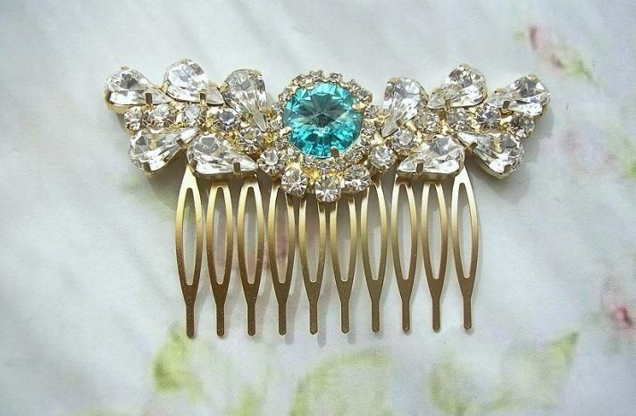 Something blue for budget brides 11