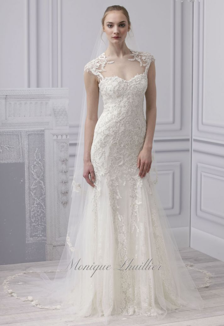Latest Trends For Wedding Dresses Fall 2014 Bride Chic Trends for Fall
