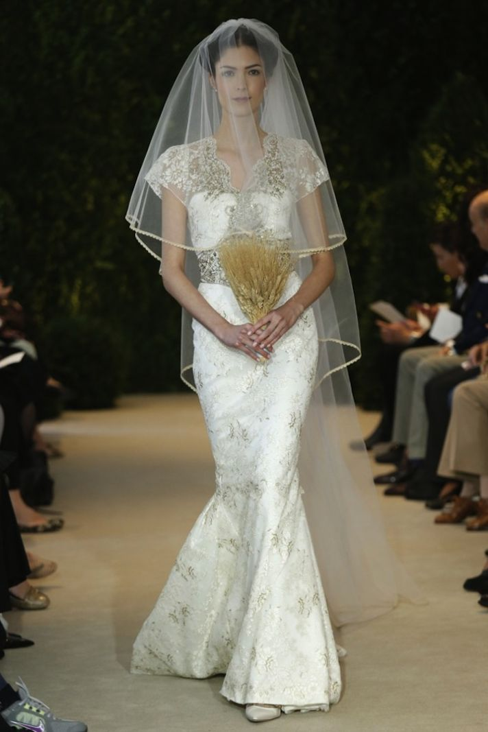 Carolina Herrera Wedding Dress Spring 2014 Bridal 29