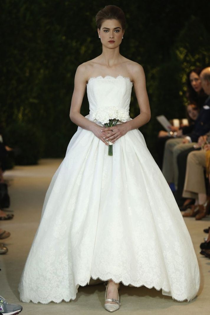 Carolina Herrera Wedding Dress Spring 2014 Bridal 19