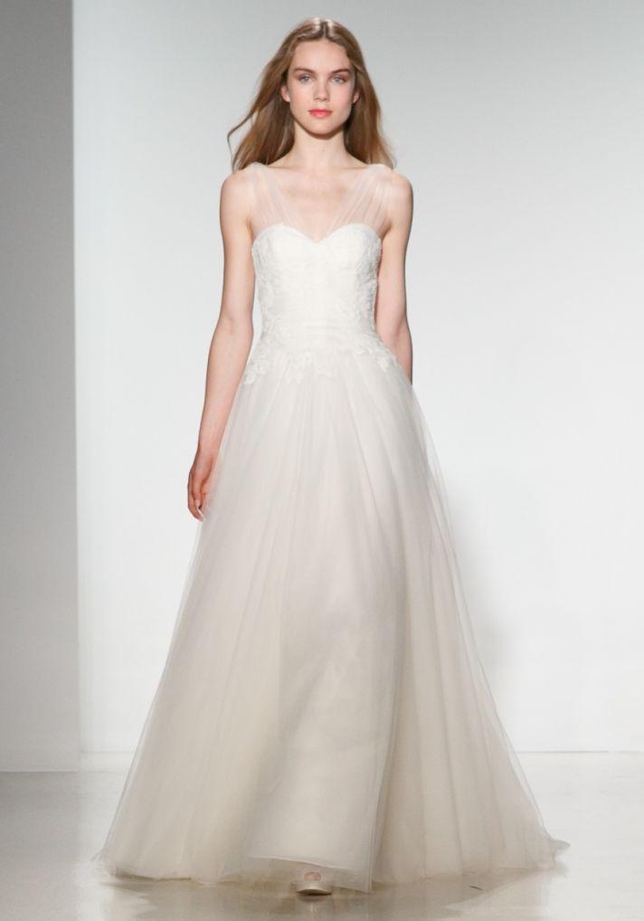 Christos Wedding Dress Spring 2014 Bridal 10