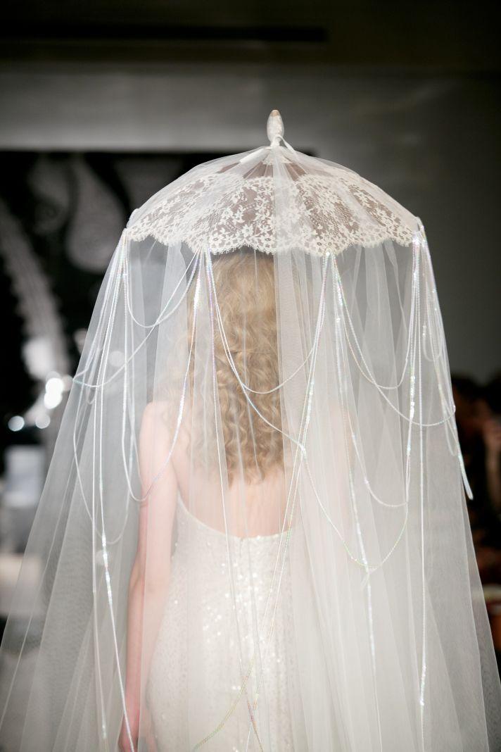 Reem Acra Wedding Dress Spring 2014 Bridal Shea