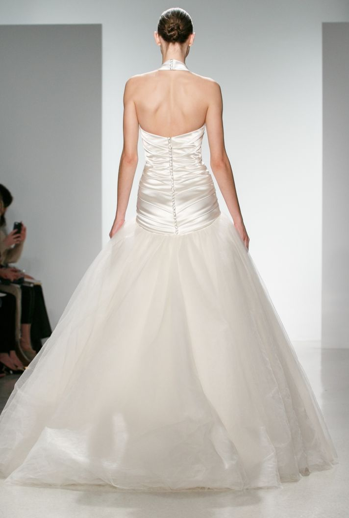 Kenneth Pool Wedding Dress Spring 2014 Bridal Jemma