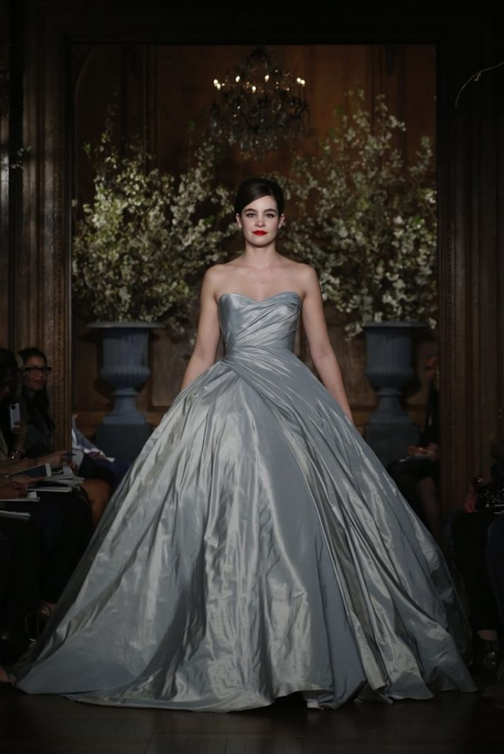 Romona Keveza Wedding Dresses Spring 2014 Bridal