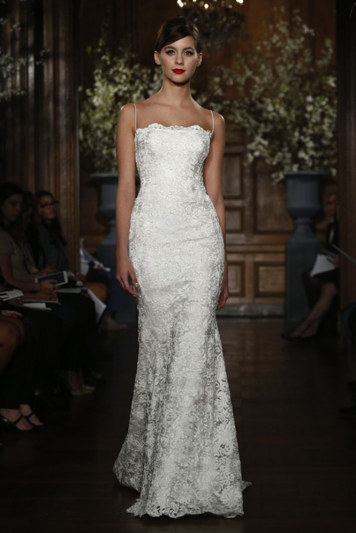 Romona Keveza Wedding Dresses Spring 2014 Bridal