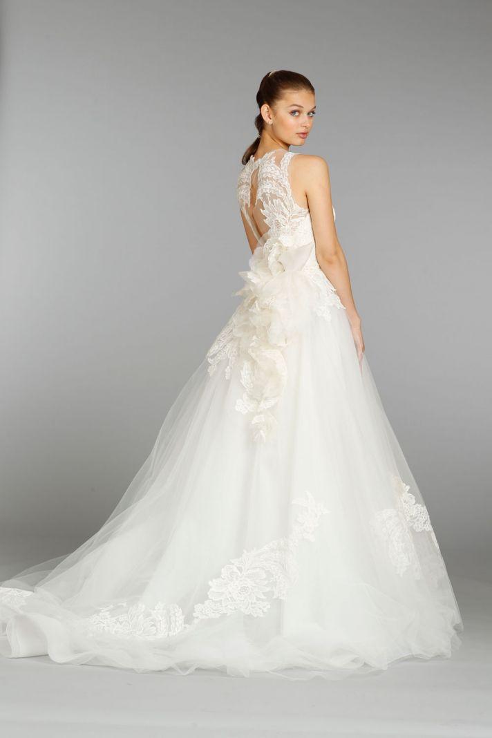 Lazaro Wedding Dress Fall 2013 Bridal 3366